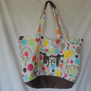 Thirty one XL GRAND TOTE  Retired